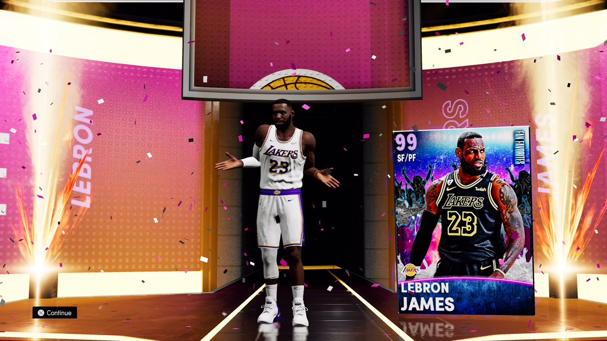 Let's start season 7 of @NBA2K_MyTEAM off right! 👑  GIVING AWAY ONE DARK MATTER LEBRON JAMES! 🚨   To enter: ⬇️  • ❤️&♻️ this tweet • must be following me 💪  Winner chosen on Sunday 5/9/21 good luck to all and thanks for the support ❤️ https://t.co/OLPe0TGtWa