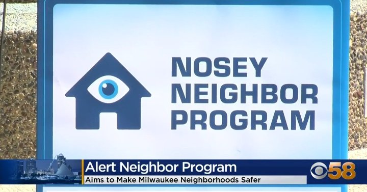 """15 neighborhoods selected in my city for a new program to install Ring doorbells on people's houses.  Sound closer to a technocratic surveillance? Also, how original is this logo. Was it hard for them to figure out another way to use the One Eye symbol.  All for your """"safety."""" https://t.co/g4WoyvSgfP"""