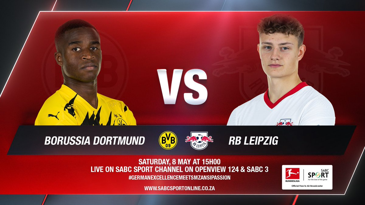 #GutenMorgenMzansi Champions League football is on the line today!  Join the conversation @SPORTATSABC let's hear your views about this exciting @Bundesliga_EN clash! #GermanExcellenceMeetsMzansiPassion https://t.co/3900YG8Tr2