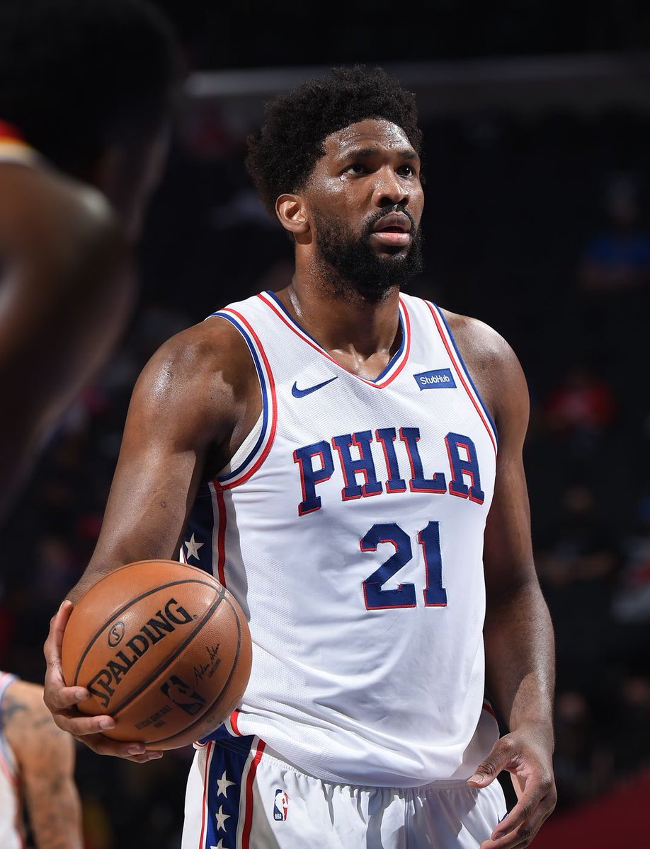 @TheHoopCentral's photo on embiid