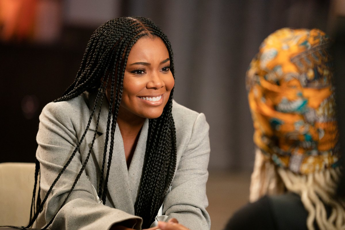 Welcome to Black Table Talk with Dr. Haddassah, who has some questions for @itsgabrielleu.  #ABLSS Season 2: Episode 3 is now streaming on @HBOMax. https://t.co/PRIcaqZOq8
