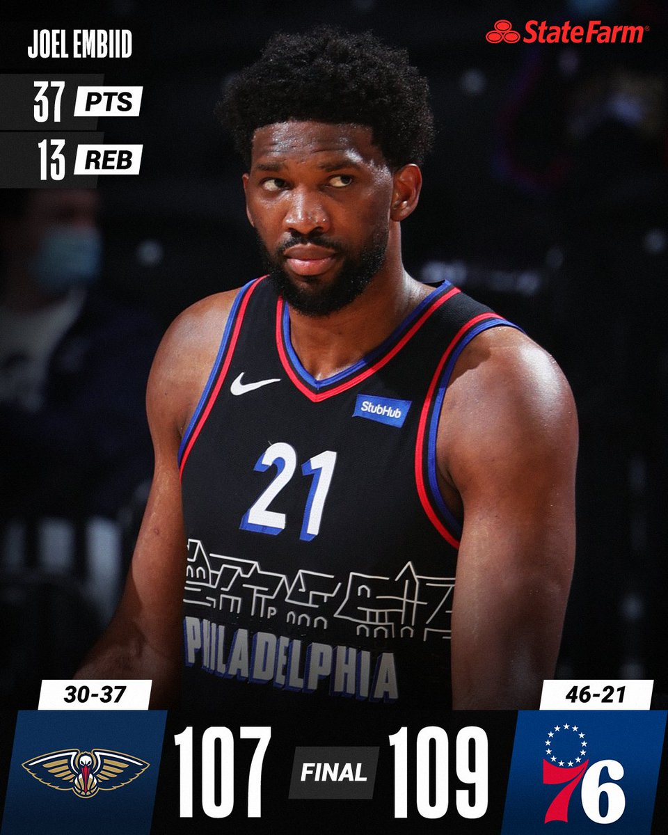 @NBA's photo on embiid
