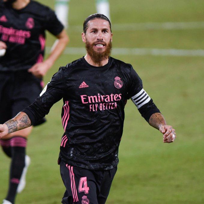 رسميًا  أعلن ريال مدريد أن سيرجيو راموس