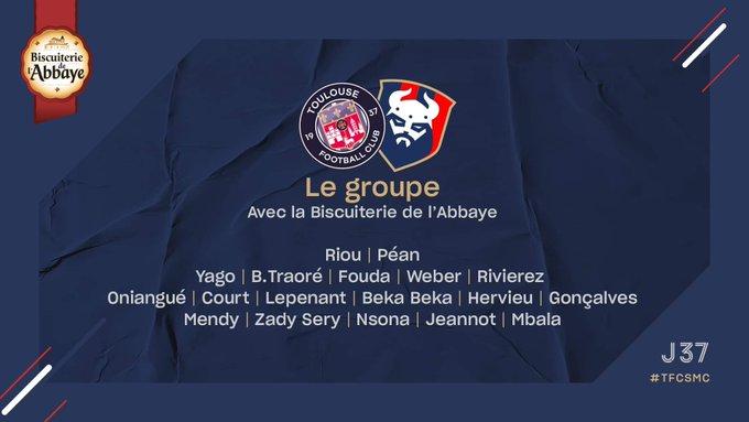 [37è journée de L2] Toulouse FC 3-0 SM Caen E023rWuXEAUe6mL?format=jpg&name=small