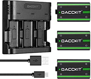 D DACCKIT Controller Battery Pack for Xbox One/Xbox Series X|S $19.99  at