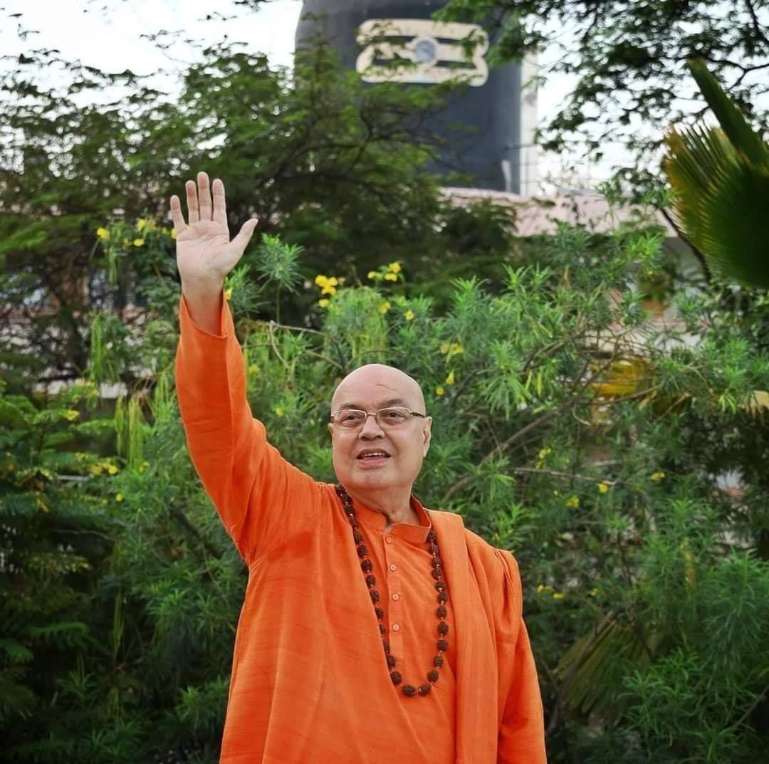 Swami Adhyatmananda of Sivanand Ashram passes away