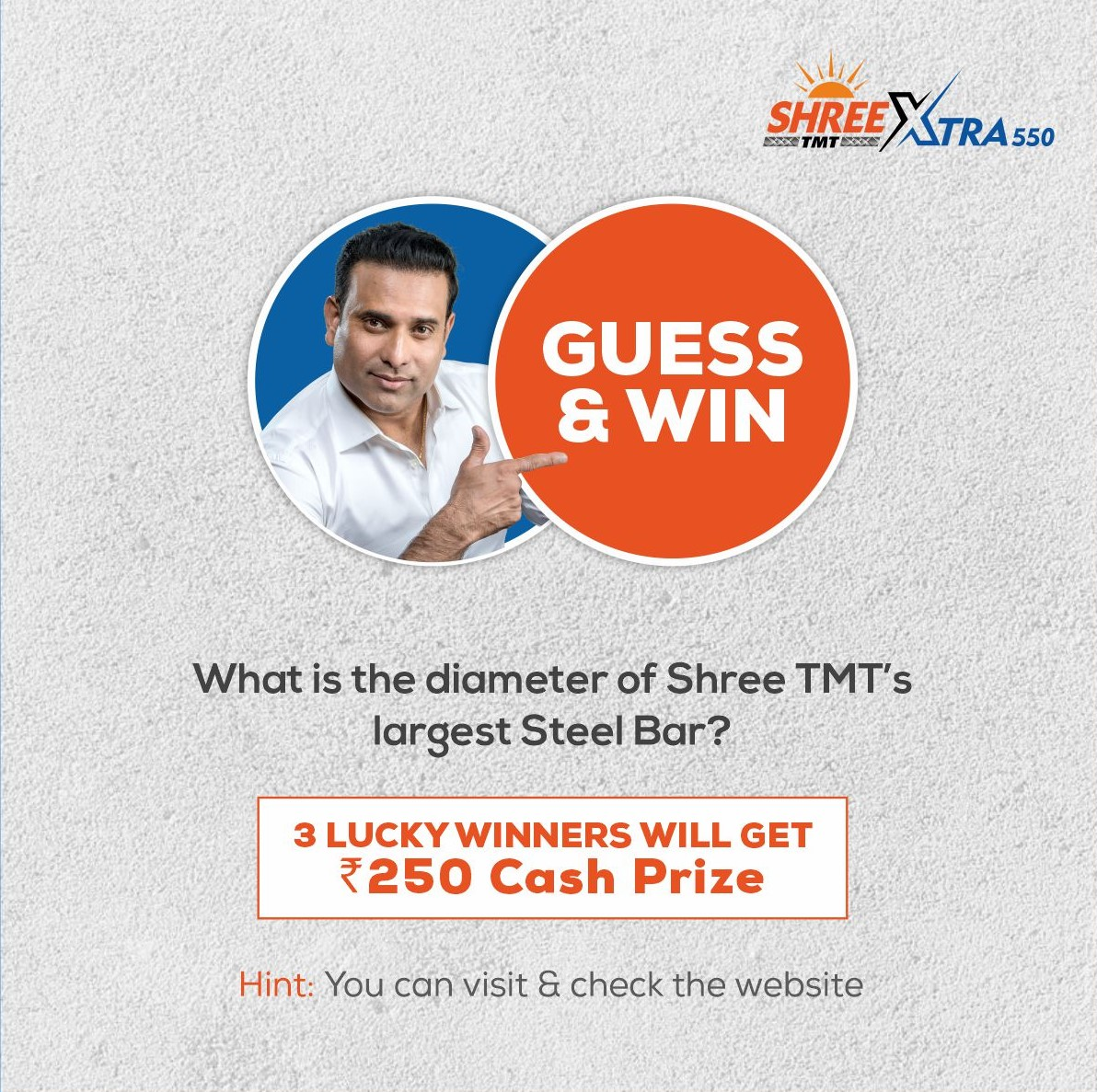 @shreetmtpremium 36 mm   https://t.co/RXYB1Ouedn,   #contest #cashprize #steel #tmt #tmtbars #shreetmtsteel #hyderabd #tmtsteel #india https://t.co/NgGGQJWelv