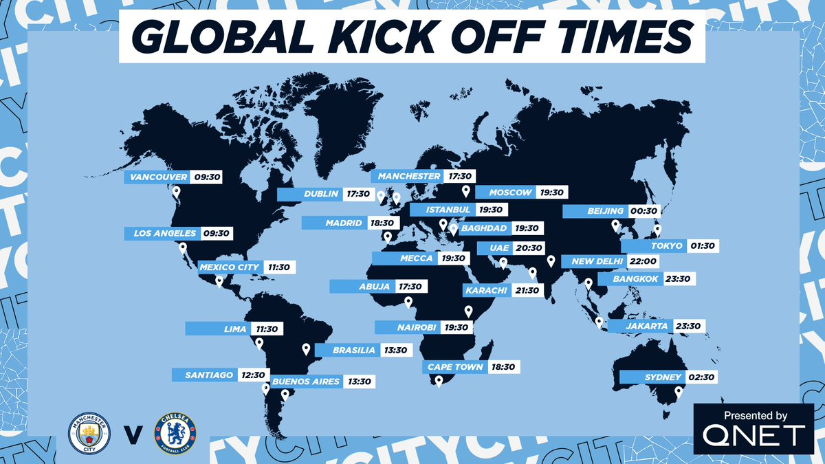 All our eyes will be glued to the 📺 today! 🏆🙌  But where you watching from? 🤔  🔷 #ManCity | https://t.co/axa0klUGiM https://t.co/nK1dpvJowV