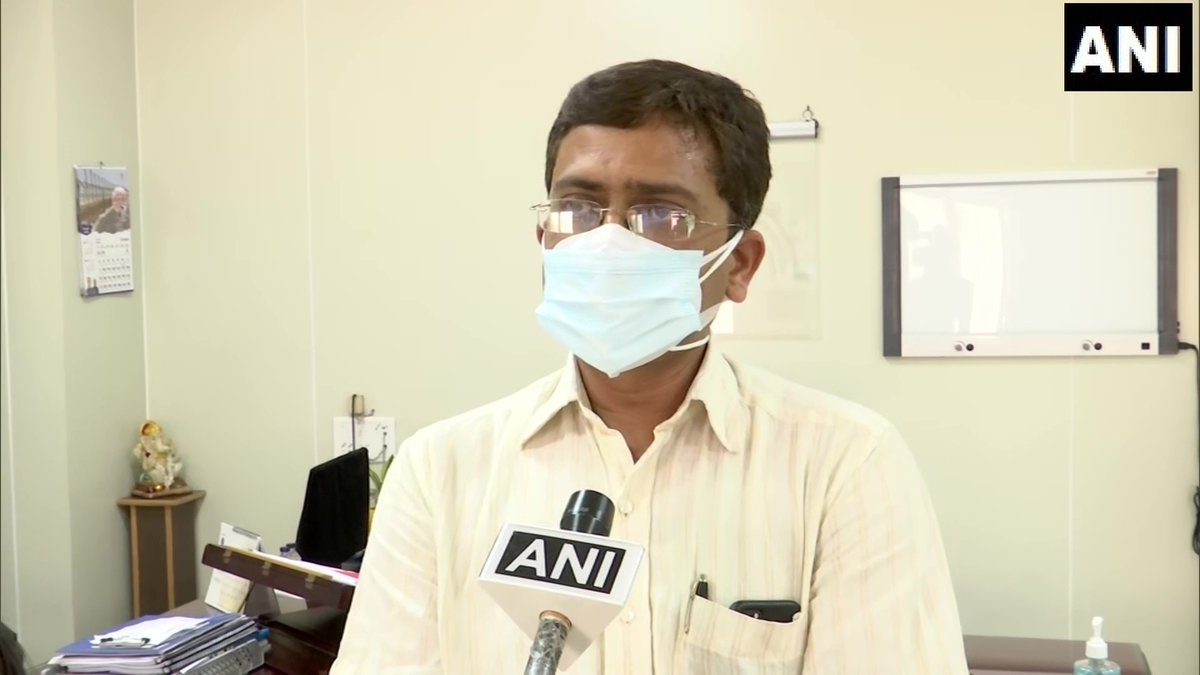 There's been a rise in cases of mucormycosis in COVID patients for the last 15-20 days. Currently, 67 patients are in ENT ward alone. Of which, 45 are yet to undergo surgery. We're conducting 5-7 operations daily: Dr Kalpesh Patel, Associate Prof, BJ Medical College, Ahmedabad https://t.co/F7FQnGNNfn