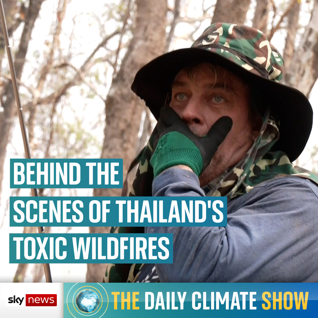 On the #WeeklyClimateShow...  In March, @SiobhanRobbins reported from Thailand's deadly wildfires.   Here's the story behind the story.  https://t.co/DL4SY9ye1s https://t.co/uYCZCYA7UY