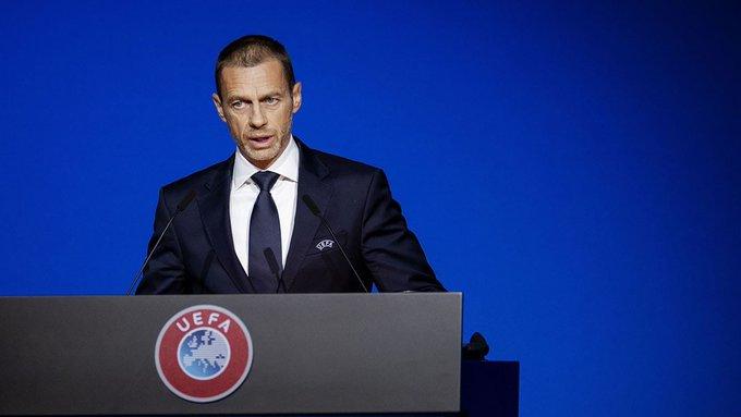 كما أشار البيان أن الاتحاد الأوروبي لكرة