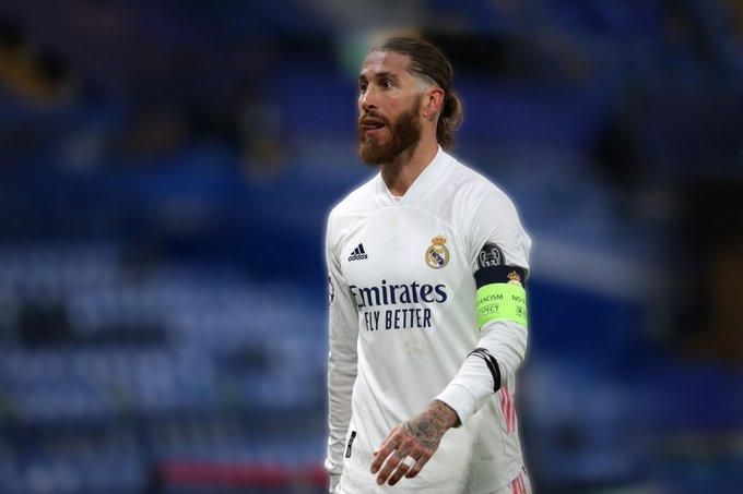 ريال مدريد يعلن إصابة راموس مجدداً |