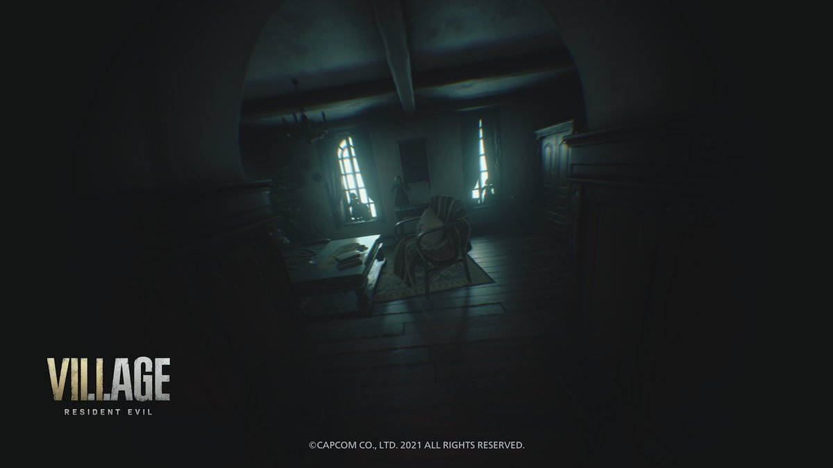 Beneviento House #ResidentEvilVillage #XboxShare https://t.co/kG3MK3AvhB