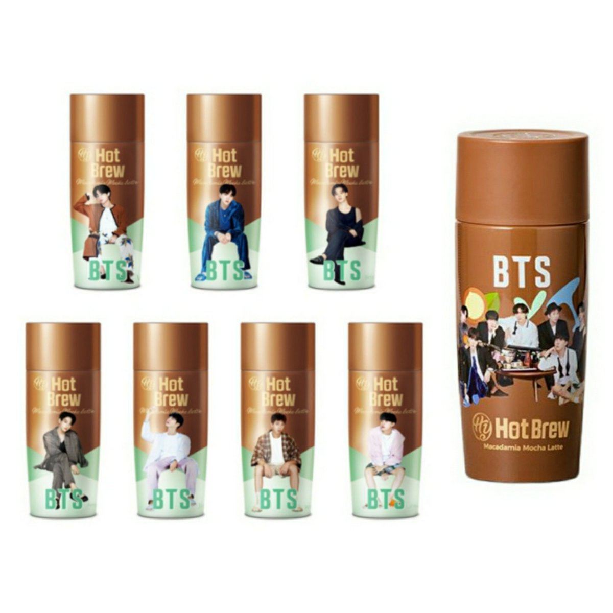 [PREORDER] BTS Hot Brew Macadamia Mocha Latte. ❣  #DM to reserve your slot - will proceed once all slots are taken. 😻  Individual/Group (24ea): 🏷 RM20/ea 📦 TBA  #KoreaYakult #BTSCoffee #BTS_BE #BTSARMY #Malaysia #PreOrder  📣  🔁 Help RT @BTStrading_MY