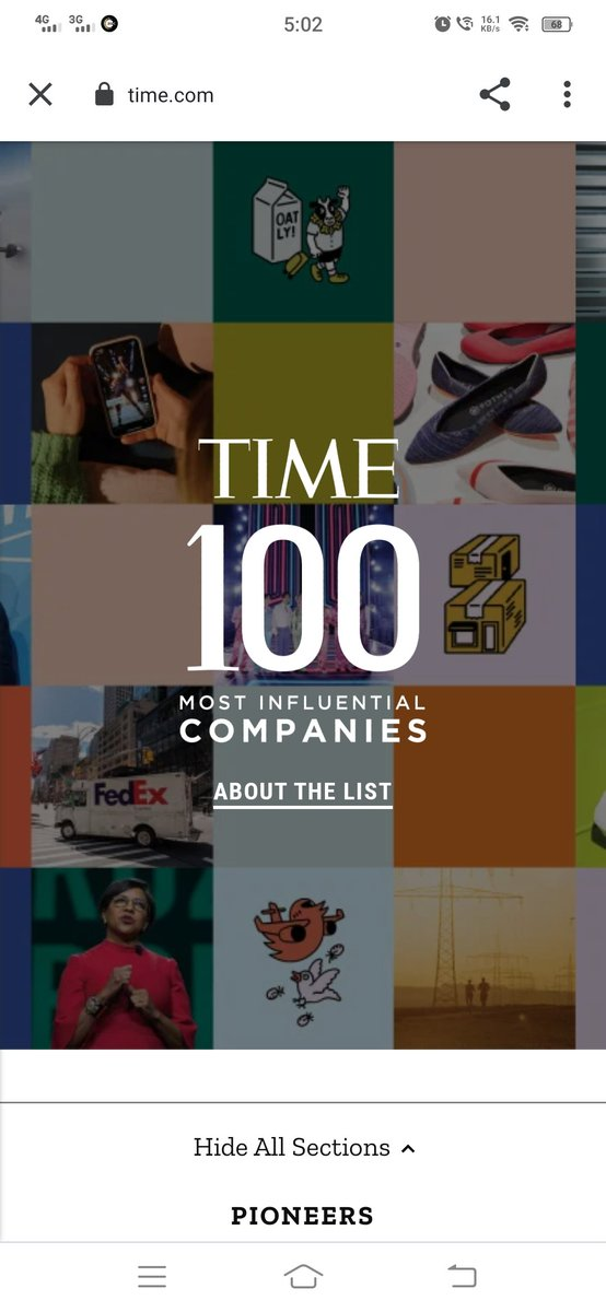 2021 #TIME100 MOST INFLUENTIAL COMPANIES #Jio #Byjus https://t.co/fEFpiFtRei #time100companies #byju #Time https://t.co/cqhCfUGrsu