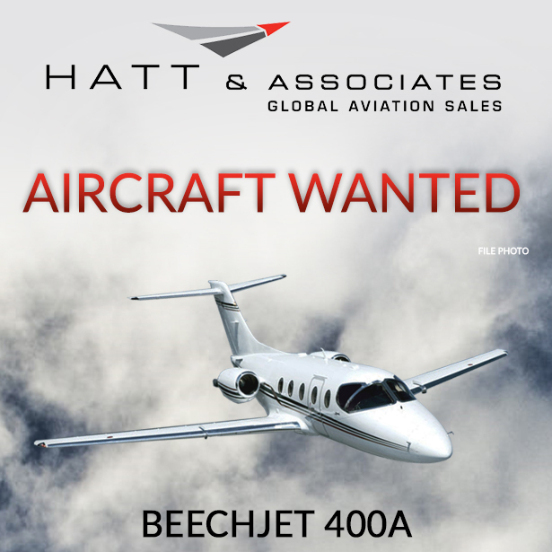 #aircraftwanted - #Beechjet #400A at @Hatt_Aviation   Good time left on engines since hot sections or overhauls Contact them at: https://t.co/LqcRjsTTbM  #bizjet #bizav #aircraftforsale #privatejet #privateflying #jetforsale #businessaviation