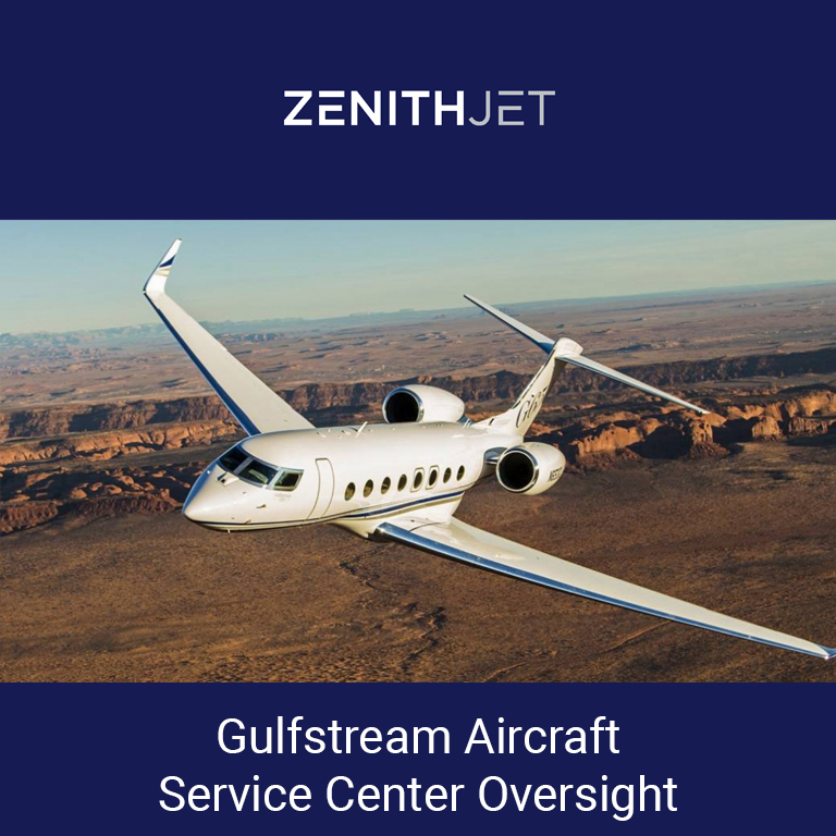 #Gulfstream aircraft service center oversight at @ZenithJet     Learn more about their services at: https://t.co/Lc9vCNzojW  #bizjet #bizav #privatejet #privateflying  #businessaviation