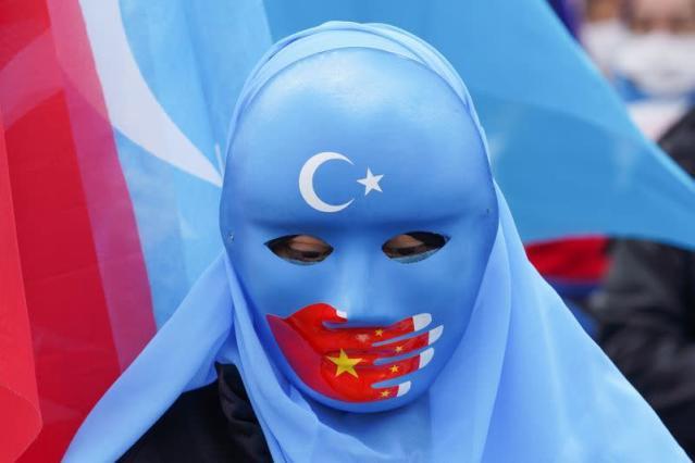 @MFA_China All while #china #Beijing #chinese oppresses the #Uyghurs #Uyghurs #UyghurGenocide #COVID19 #Wuhan #WuhanLab @ASEAN #philippines #Olympics #BoycottBeijingOlympics @Olympics #Asia #Turkey #Ramadan #muslims #koran #USA #Europe #Nigeria #Africa #Taiwan https://t.co/D3aCU8ewPg
