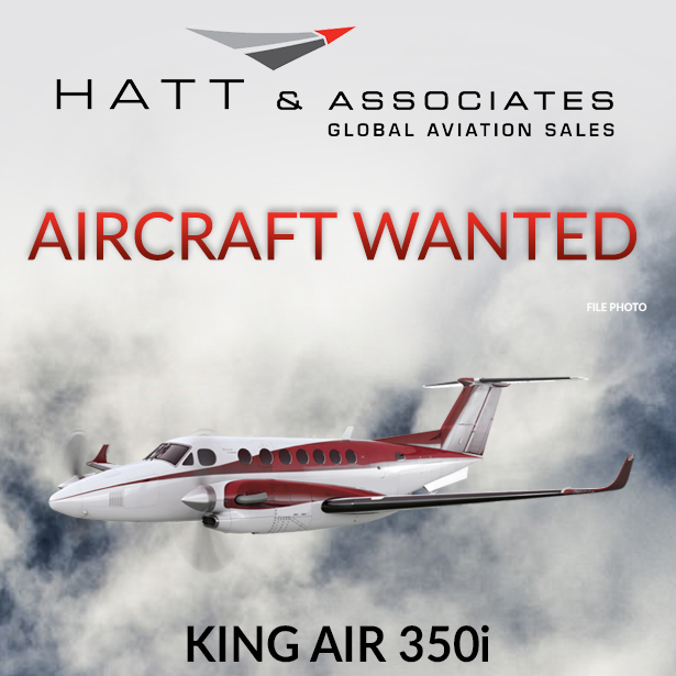 #aircraftwanted - #King #Air #350i at @Hatt_Aviation    Fusion Avionics Suite Equipped with an FDR Contact them at: https://t.co/Gb6QAbAOXM  #bizjet #aircraftforsale #privatejet #privateflying #jetforsale #businessaviation