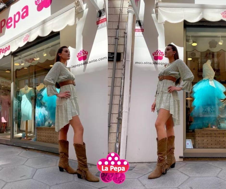 Otro bonito vestido casual modelo Yoli. Otra de las recientes novedades  👉 https://t.co/L3FqBrAg3F 🌹🌹 #modacasual  . . . #vestido #luna #casual #moda #modafemenina #lookofday #outfitstyle #fashion #fashiongirl #moda2021 #modamujer #modaespañola https://t.co/xCTckIBYn7