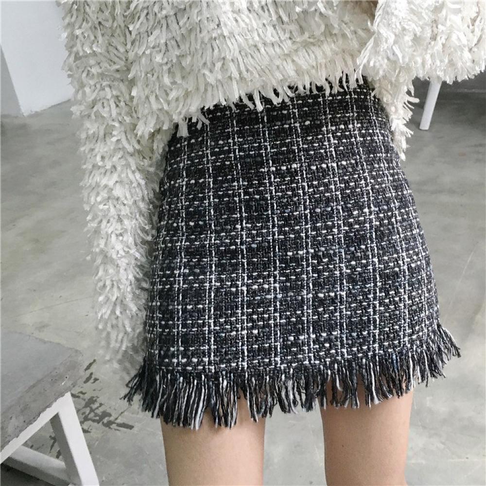 Women's Retro Style Woolen Mini Skirt #womenfashion #fashion https://t.co/jpZbWRFAho https://t.co/qv1ZyzYcBj