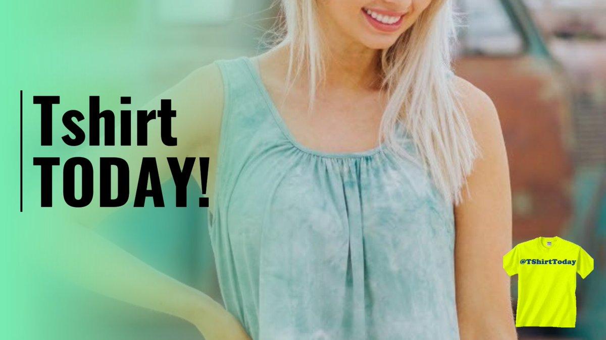 Tunic style #tshirt #fashion #sponsored #TshirtToday Order online here: https://t.co/ccVzB5paok https://t.co/QbPmYzcbOl