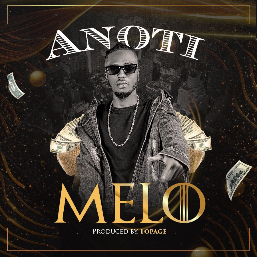 """My New Single """"MELO"""" Out On All Digital Platforms.   #Trending #afrobeats #GoodVibes https://t.co/DRhNXFzxK9"""