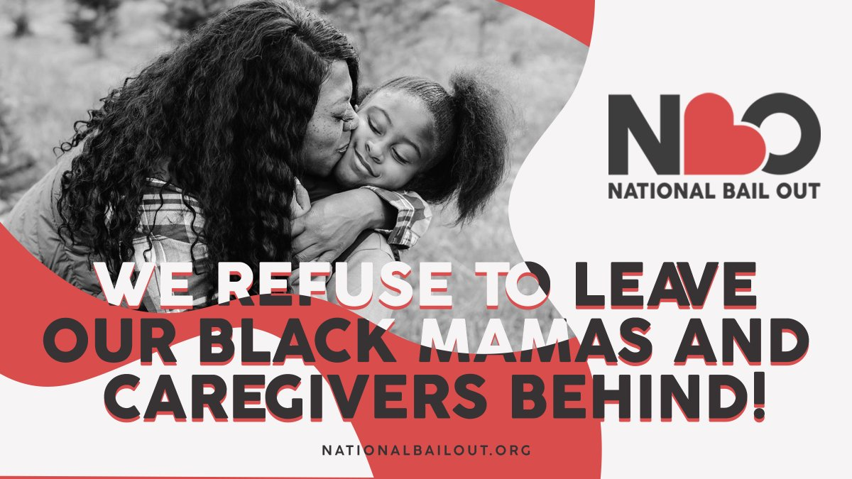 If you haven't figured out what to get your mama yet - we got you!   Make a donation to #FreeBlackMamas in your mama's honor: https://t.co/kGZaWl9N1U https://t.co/mfbMmi1NYv