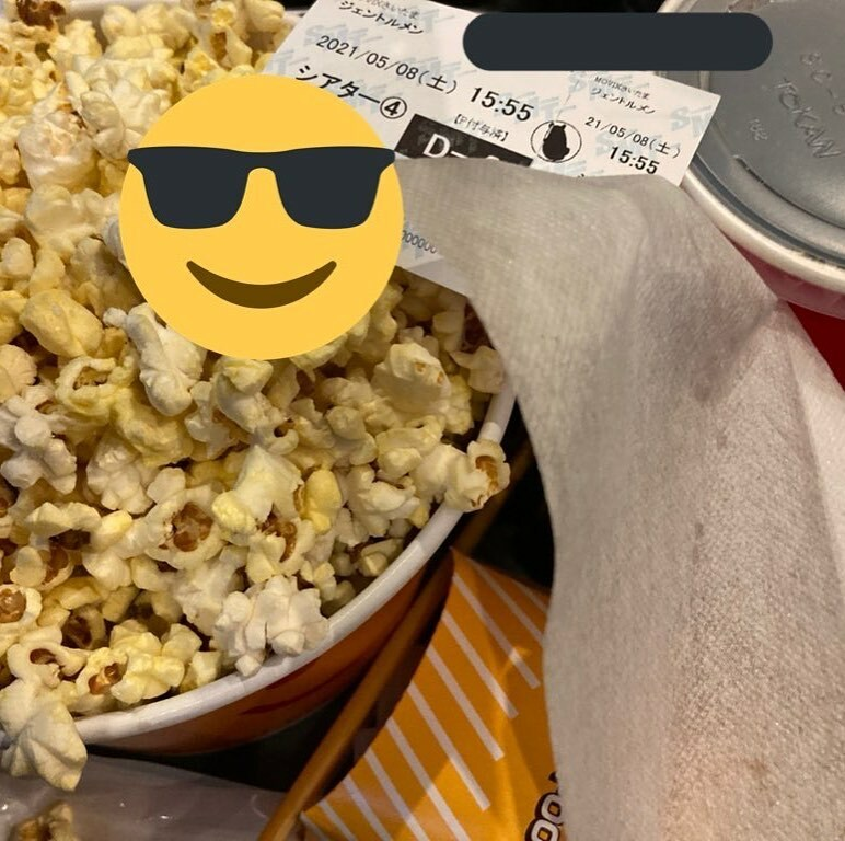 Precious screening in Saturday afternoon. We were naturally seated with distance. #Saturday #Japan #Movie #movies #Gentlemen #GuyRitchie https://t.co/G7Scm8l2v8