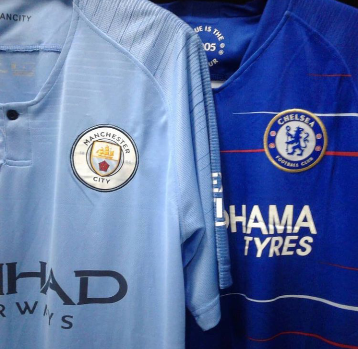 Today's match between Man City and Chelsea is somewhat like a #UCL final first leg.  Kickoff time is 5:30pm.   #ManCityvsChelsea #EPL #ManchesterCity #Chelsea https://t.co/eZMyfzo6SH