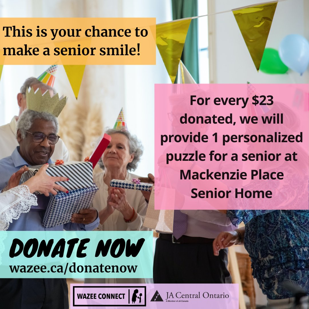 Every donation makes a difference! Donate before May 12th. Visit https://t.co/qmrHdpQVCj 🎁🚀✨  #community #communitysupport #communitylove #toronto #entrepreneur #jacompany #juniorachievement #canada #donate #donatenow #fundraiser #leadership #giftideas #family #friends #friend https://t.co/NkugffCsVX