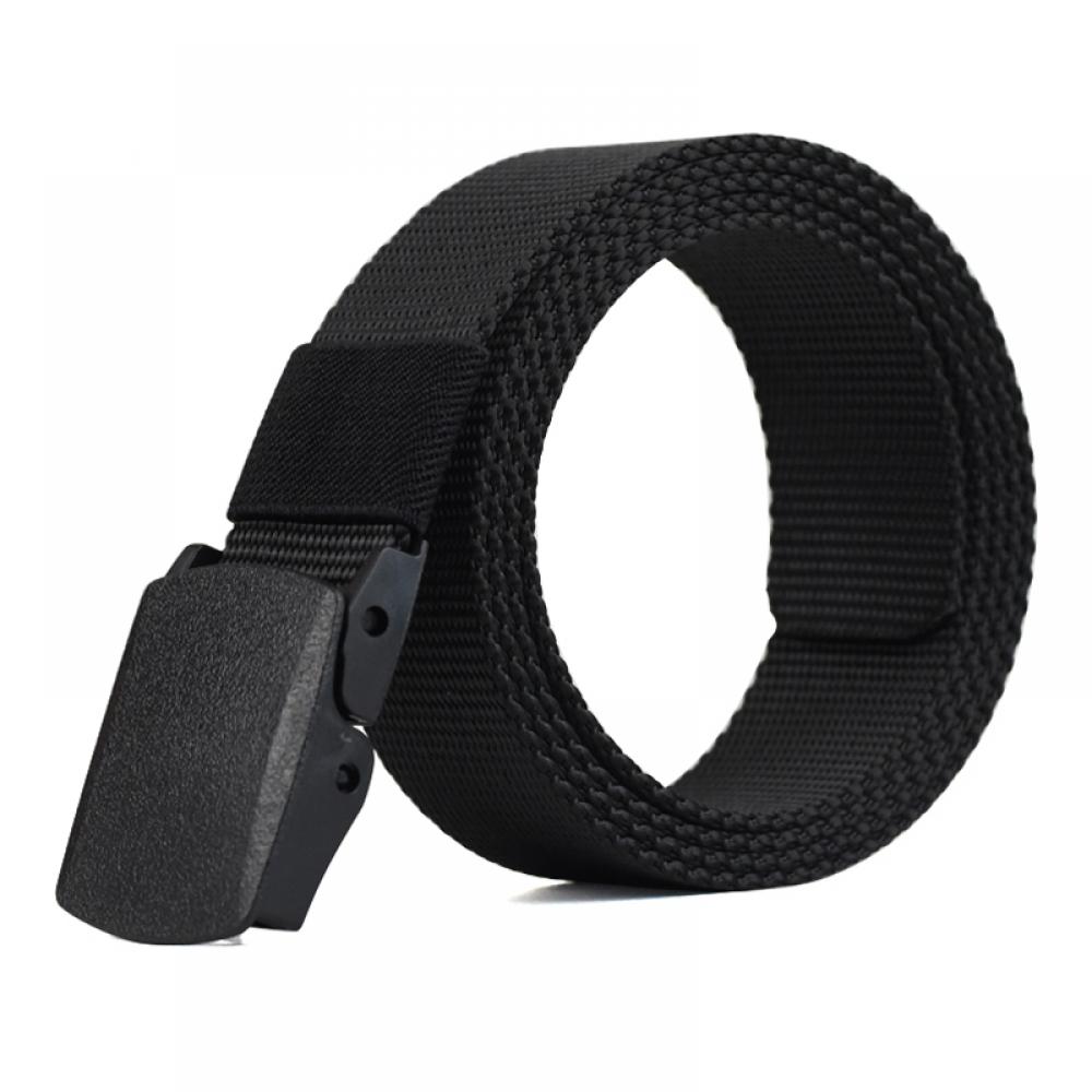 #talksport #game Men's Box Buckle Nylon Belt https://t.co/Lzh4kMMRpA