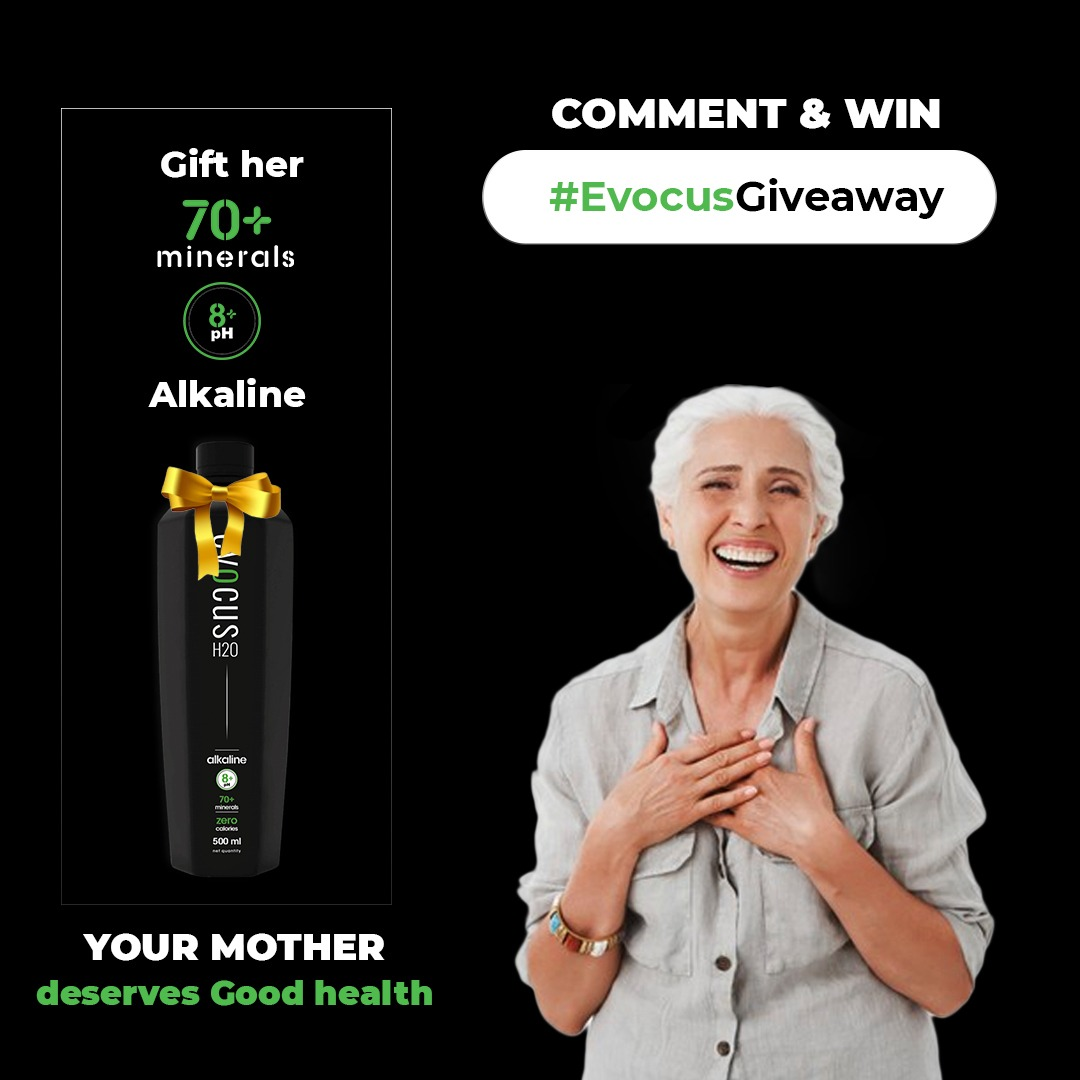 We all have some pleasant and warm memories with our mothers.  Share those with us and we will send her a pack of #Evocus.  Comment and win!   #HappyMothersDay #contestalertindia #ContestIndia #contestalert #contest #giveaway #contestgiveaway #giveawaycontest  #giveawayalert https://t.co/erPB4h7hnE