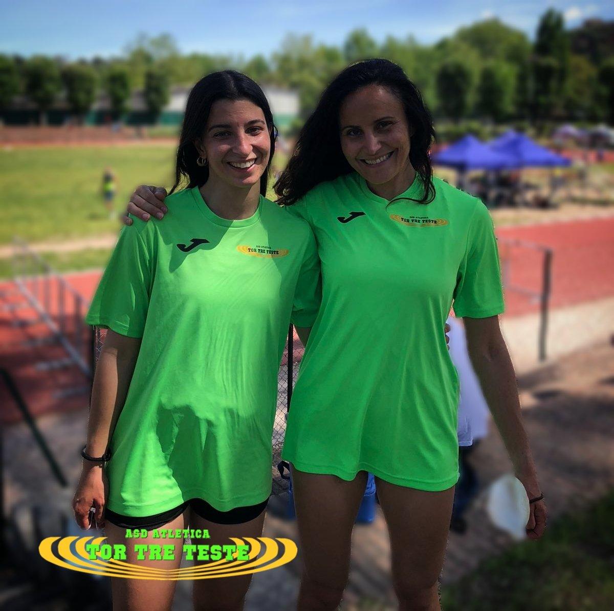 Le nostre istruttrici Claire Marchionne e Nicoletta Manzi facciamogli sentire quanto gli vogliamo bene con un #like.   #beauty #beautiful #verdefluo #atleticatortreteste #atletica #tecnicofidal #preparate #professionalità https://t.co/Xk6Cr9mAC0