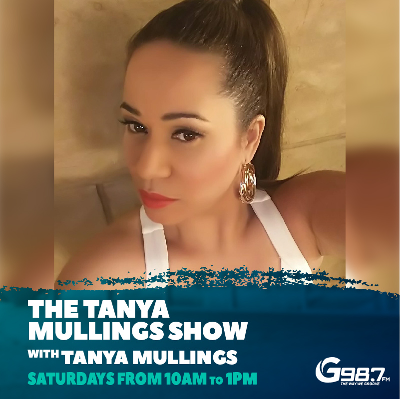 Relax on your Saturday and groove with Tanya Mullings from 10 a.m. to 1 p.m. on G987FM!  @1TanyaMullings  #G987FM #TanyaMullings #newshow #randbsoul #music #entertainment #reggae #Toronto #thewaywegroove https://t.co/DZB49fN5pC