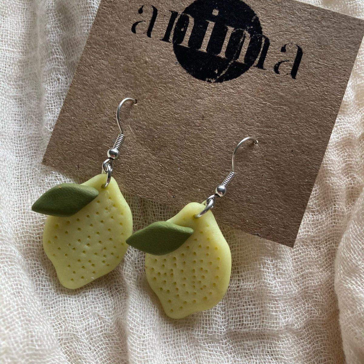 #SmallBusiness #earrings #handmade #SmallBusinessSaturday #discount #kawaii #jewelry #HandmadeInUK #supportsmall #like #gifts #handmadegifts #fashion #lemon #business #promote #share https://t.co/Sh7kk2dZ3b