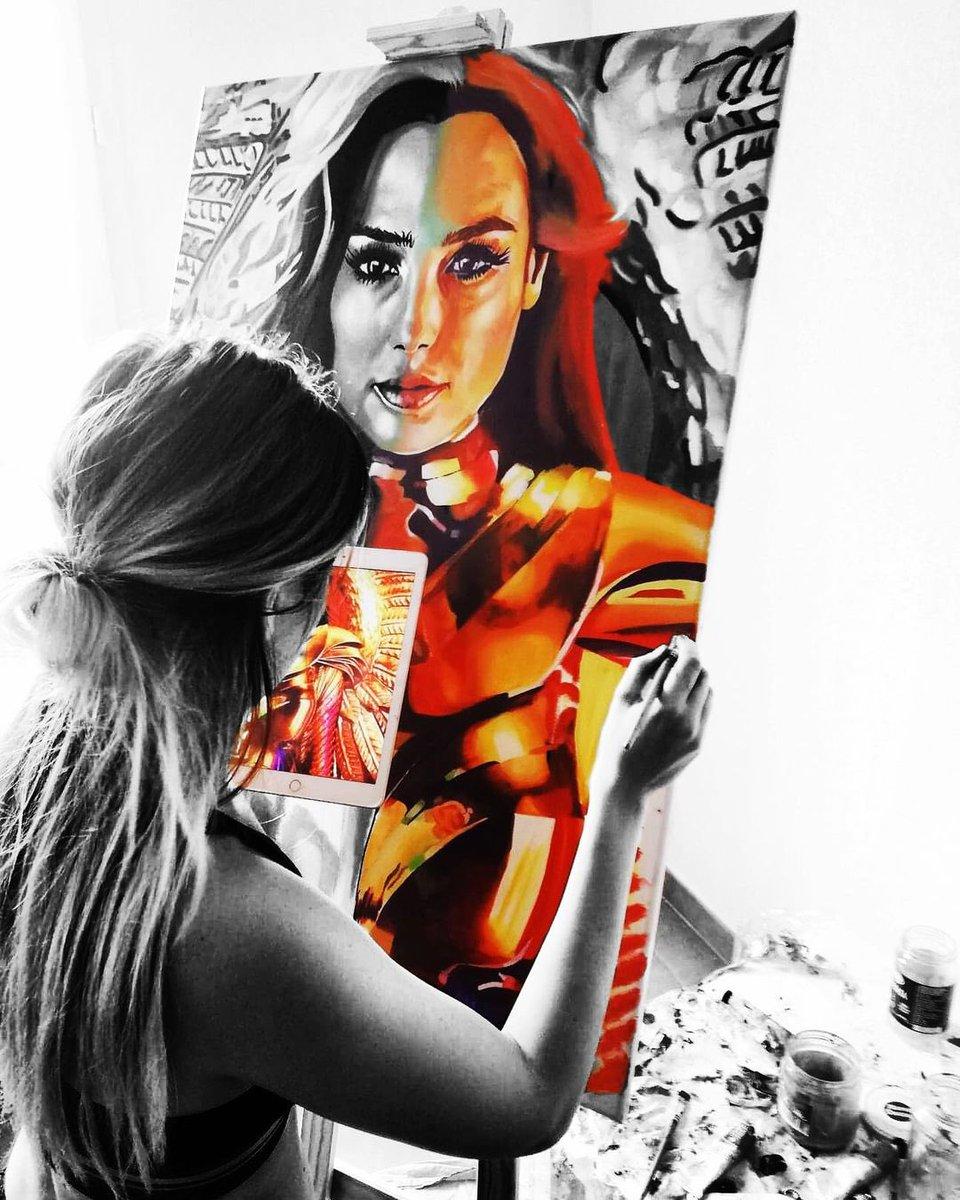 Artist https://t.co/c6i1Ql8gmP  follow more https://t.co/LSREFBhf1q  #artwork_in_studio #artist #artstudio #art #artwork #oilpainting #painter https://t.co/a5eJNIkzrf