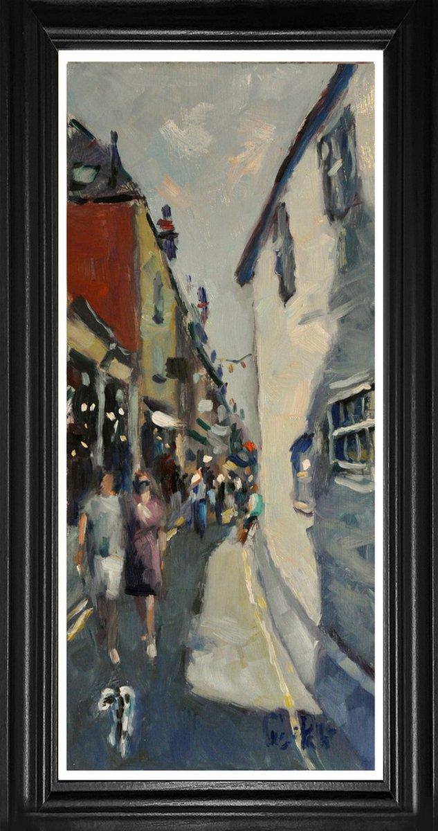 Tarrant Street by @apallat #oil #painting #art https://t.co/x8K2faFFBY @artfinder https://t.co/J264o7b0xD