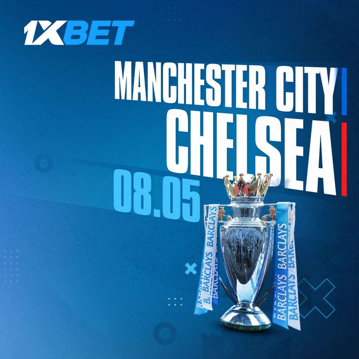 #PL #MCICHE  #ManCity VS #Chelsea  Place your bets with #1xBet 👉https://t.co/rrYMCxnbSh  Get up to 130€ with Promo Code 👉2020  #football #sports #Barcelona #FCBATM #Soccer #BTC #Messi #ManCity #SerieA #freebet #MatchDay #futebol #PremierLeague #LaLiga #Giveaway #UCL #betwinner https://t.co/Cgnd5Ah2S6