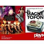 Image for the Tweet beginning: EL MAGNETOFÓN| Domingos de 10h