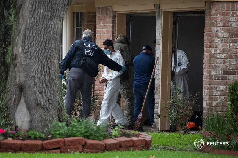 Police responding to reports of a kidnapping found more than 90 people crammed into a two-story suburban Houston home and suspected it was being used in a human smuggling operation. More photos of the week: https://t.co/x3UOQ4SIkE 📷 @adreeslatif https://t.co/tbNyIS4sXL