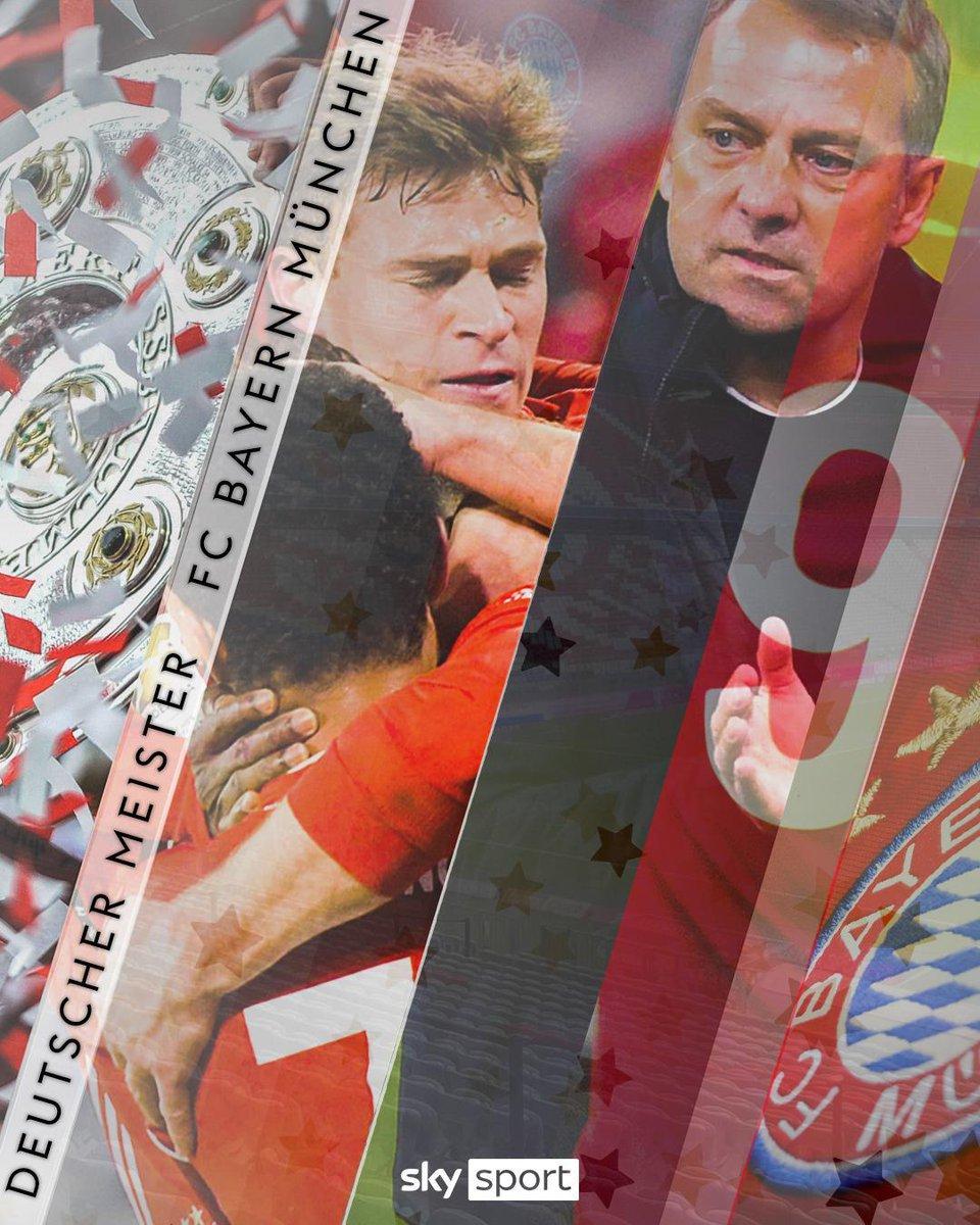 @SkySportDE's photo on Bayern