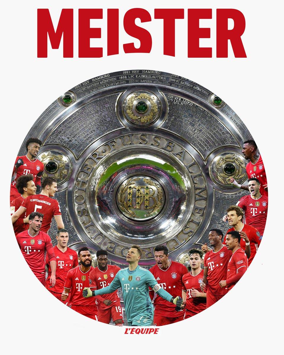 @lequipe's photo on Bayern