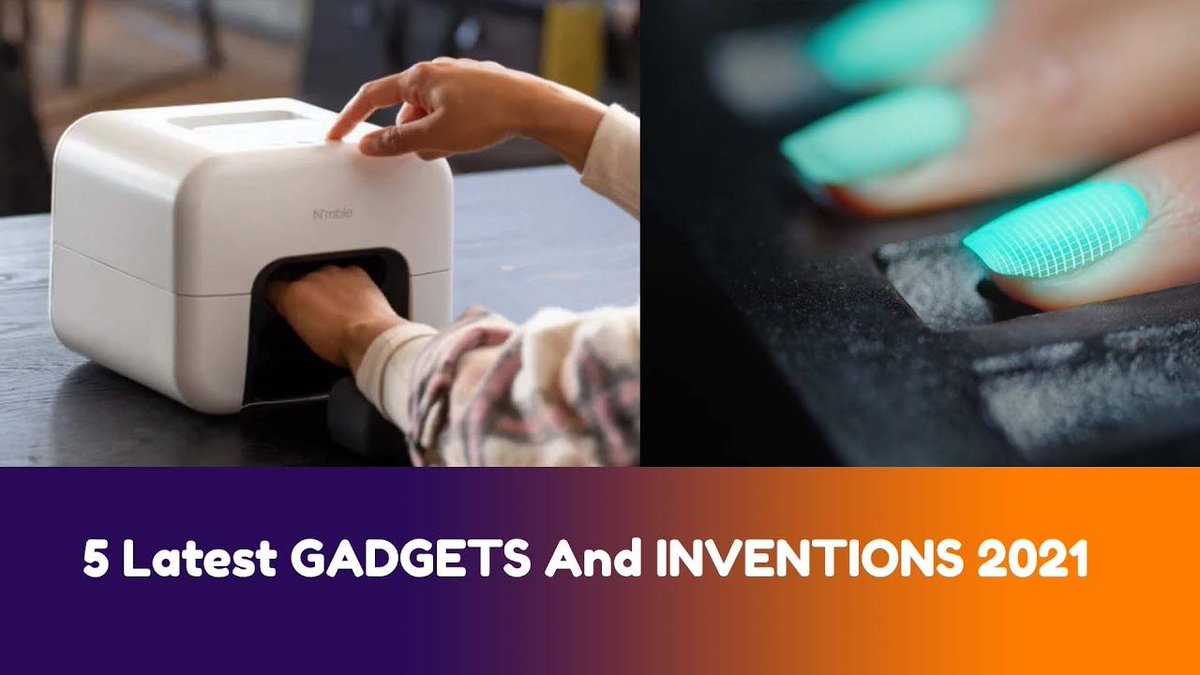 8 Latest New Tech Gadgets and Inventions