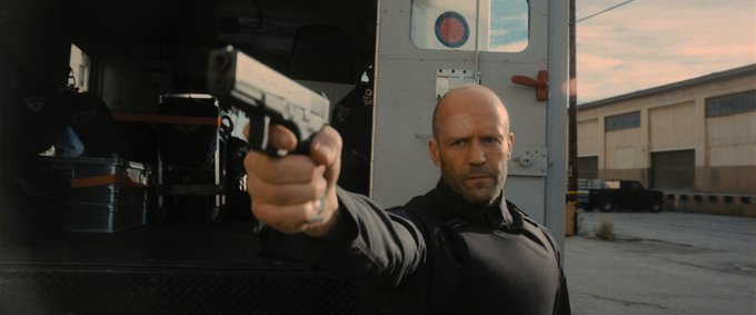 Jason Statham & Guy Ritchie Reteam 'Wrath Of Man' Leads Weekend With A- CinemaScore As Exhibition Looks Forward To Summer Photo