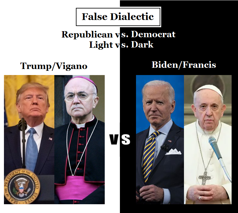 I was just thinking about this yesterday. There seems to be, or to be forming, a political-religious alliance of two camps. And both camps are preaching Naturalism.