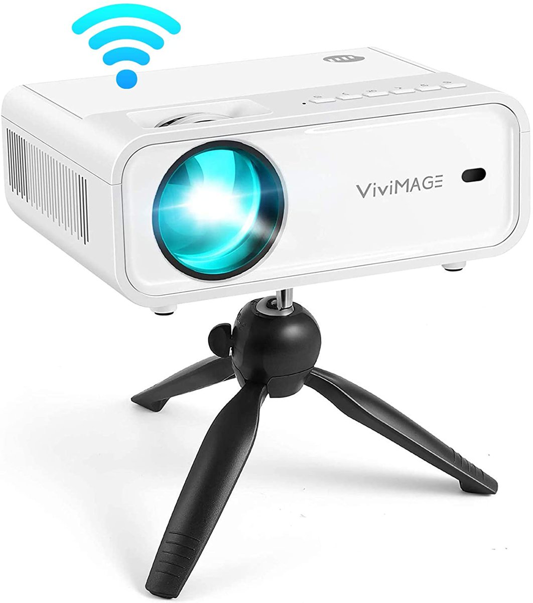 Grab a mini projector for $30 off at checkout