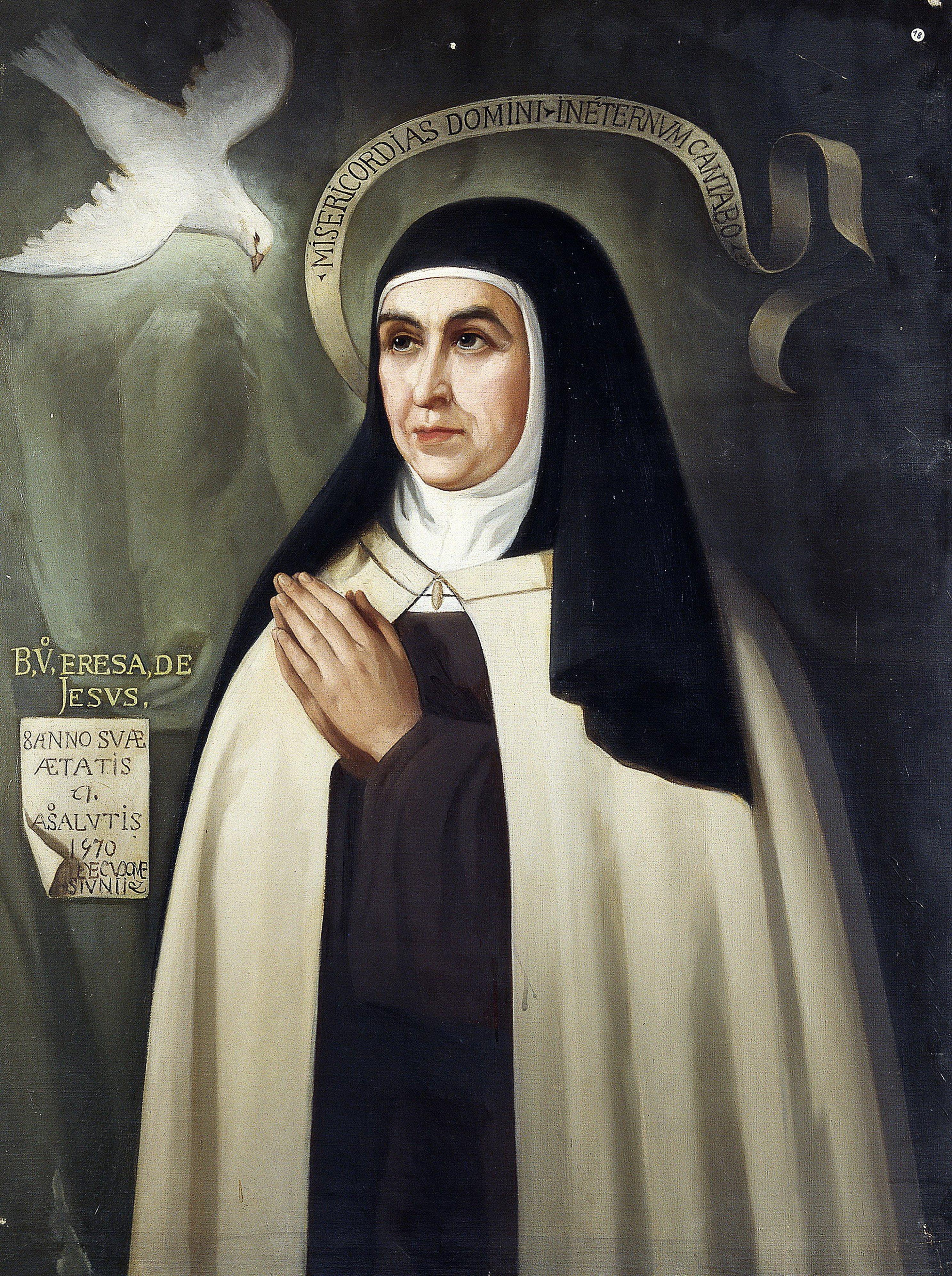 Santa Teresa de Jesus, Santa Teresa d'Ávila