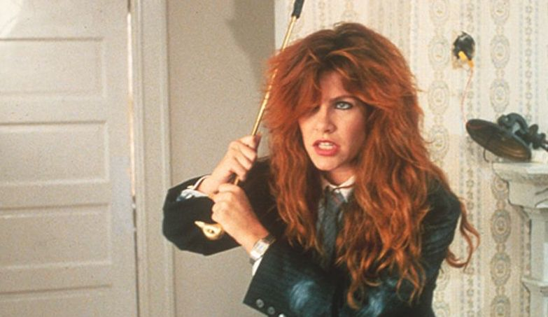 An absolute icon of my formative years, Tawny Kitaen wasn't just the girl from the RATT albums and Whitesnake videos - she was the bold, badass star of Kevin S. Tenney's WITCHBOARD, which you should all be watching tonight in her honor. God, 59 is way too young. #RIPTawnyKitaen https://t.co/FsGLmC54EI