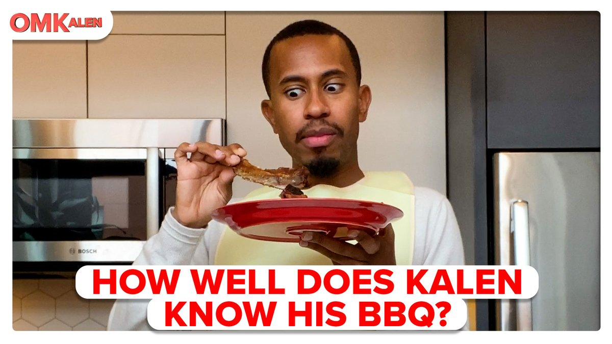 .@TheKalenAllen knows his Kansas City BBQ. #OMK